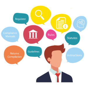 Knowledge Management Tool is a complete, up-to-date repository of banking-specific Regulatory Instructions & Statutory directives issued to the BFSI industry on a daily basis.